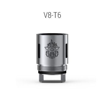 SMOK V8-T6 Replacement Vape Coils