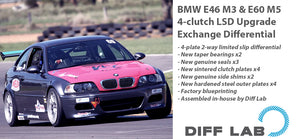 OS Giken LSD Upgrade BMW E46 M3