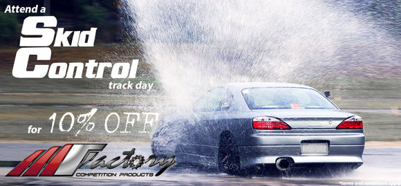 Skid Control 10% Off MFactory