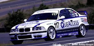 BMW E36 Driver Ashley Hooper - OS Giken Australia