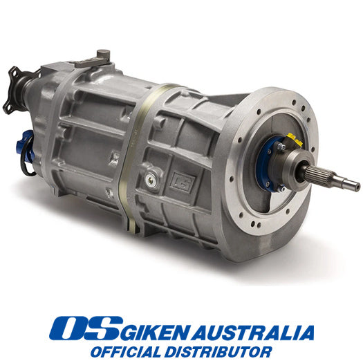 OS Giken FS7 7-Speed Sequential Transmission