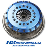 Mazda RX7 FD3S 13BT OS Giken Clutch and Flywheel TS Twin-Plate