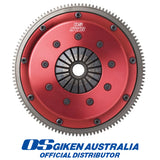 Mazda RX7 FD3S 13BT OS Giken Clutch and Flywheel STR Twin-Plate