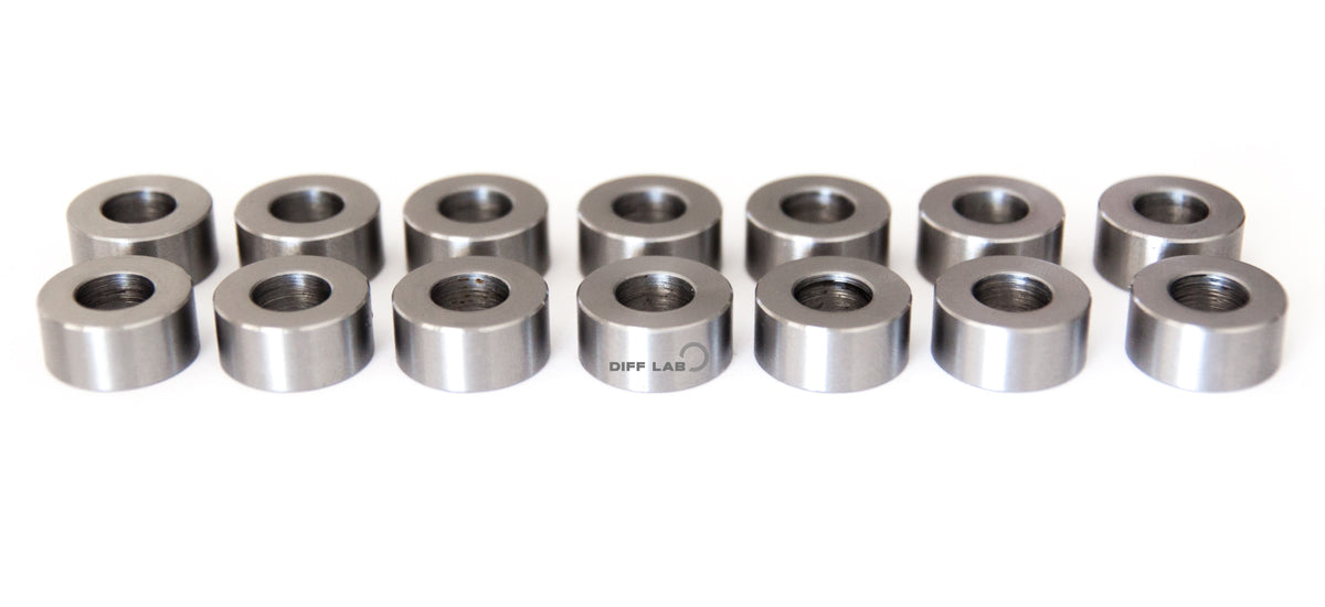 BMW M50 S50 S54 Engine Girdle Kit (ARP studs incl) by Diff Lab