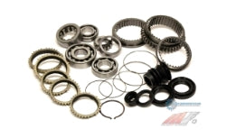 Honda Master Carbon Gearbox Rebuild Kit Synchrotech B16 B18 Cable A1 J1 Y2 (MK-SYN105)