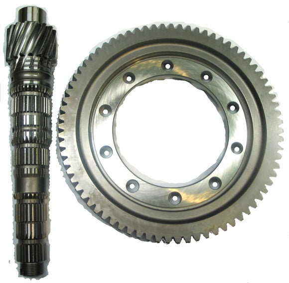 Mazda 3/6/Protege MPS 5spd 4.933 Ring & Pinion (MF-TRS-02MZ49) - DiffLab
