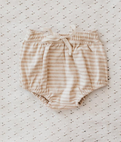 RIBBED BLOOMERS STRIPES
