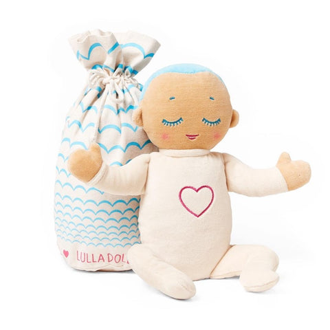 LULLA DOLL – NEW GENERATION 3.  BABY AND CHILD SLEEP COMPANION