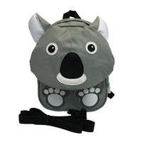 BibiKids Small Harness Backpack with Lead-  Koala