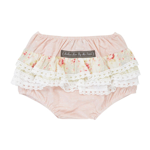 Pink Dot Frilly Bums