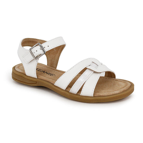 LEXI Kids Sandals in Gorgeous White