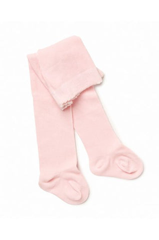 MARQUISE PINK GIRLS KNITTED TIGHTS