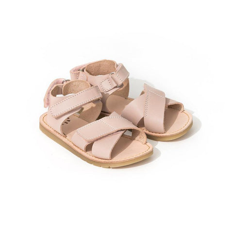 Dakota Sandal | Rose