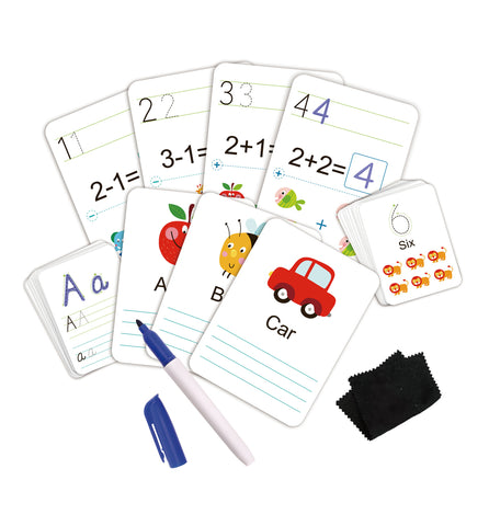 HANDWRITING & LEARNING CARDS