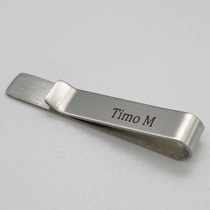 Brother of the Bride Tie Bar Clip