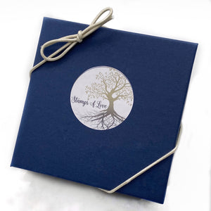 stamps of love gift box