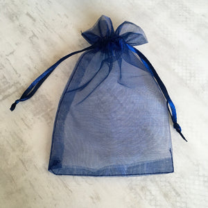 blue organza bag from Stamps of Love