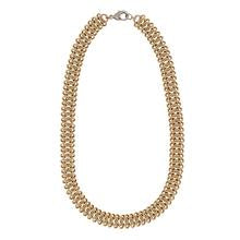 Hollis & Raye Gold Chainmail Necklace