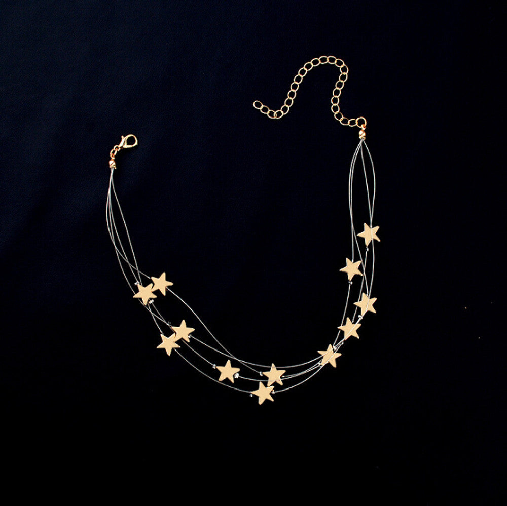 Flash Necklace - Austen & Parker