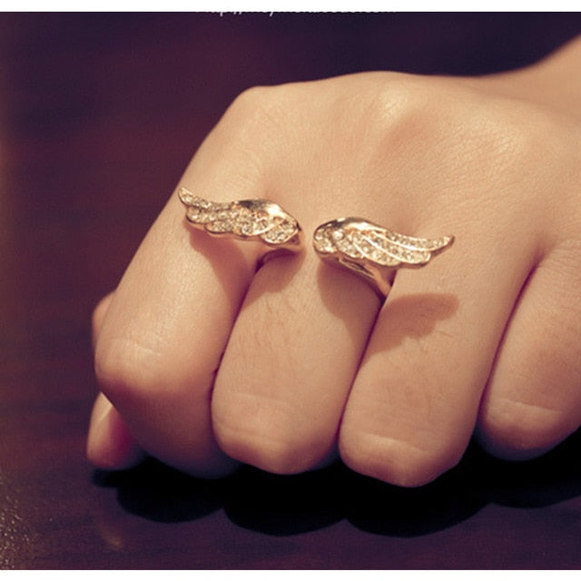 I May Look Like An Angel Ring