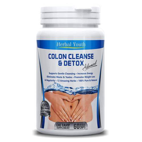 PURE COLON DETOX CLEANSE PILLS - Health N Beauty Express
