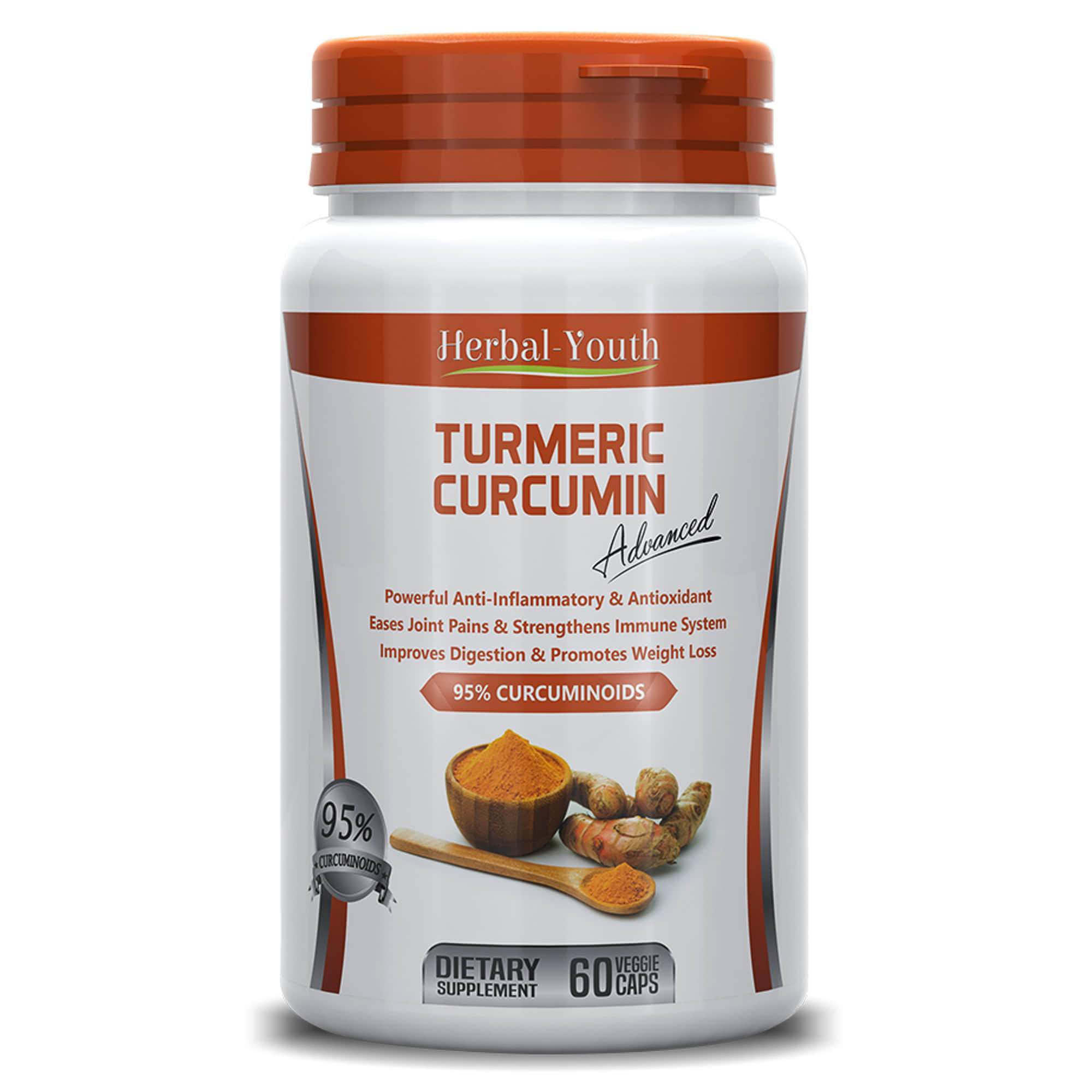 Turmeric Curcumin Advanced - Supplements