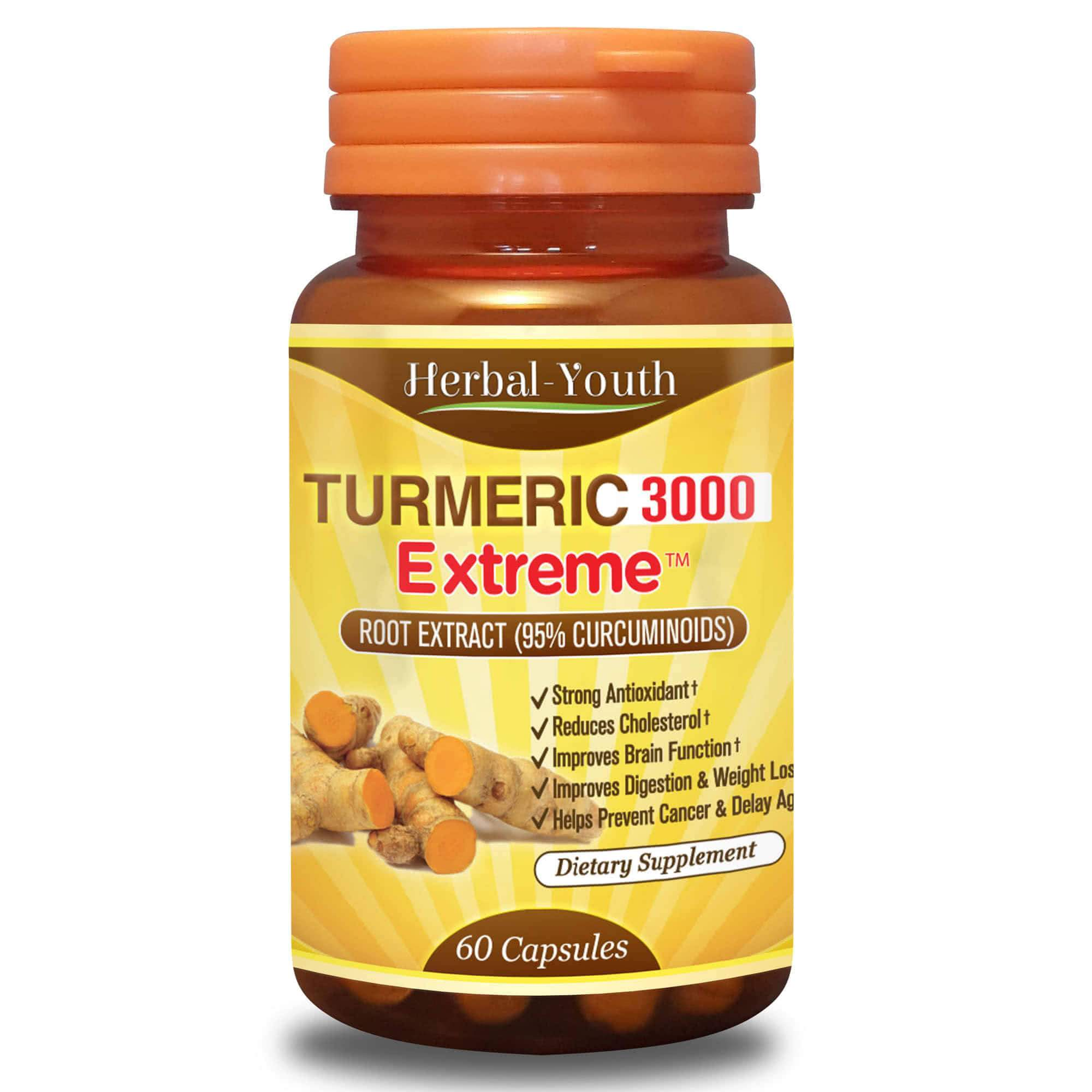 Turmeric 3000 Extreme - Supplements