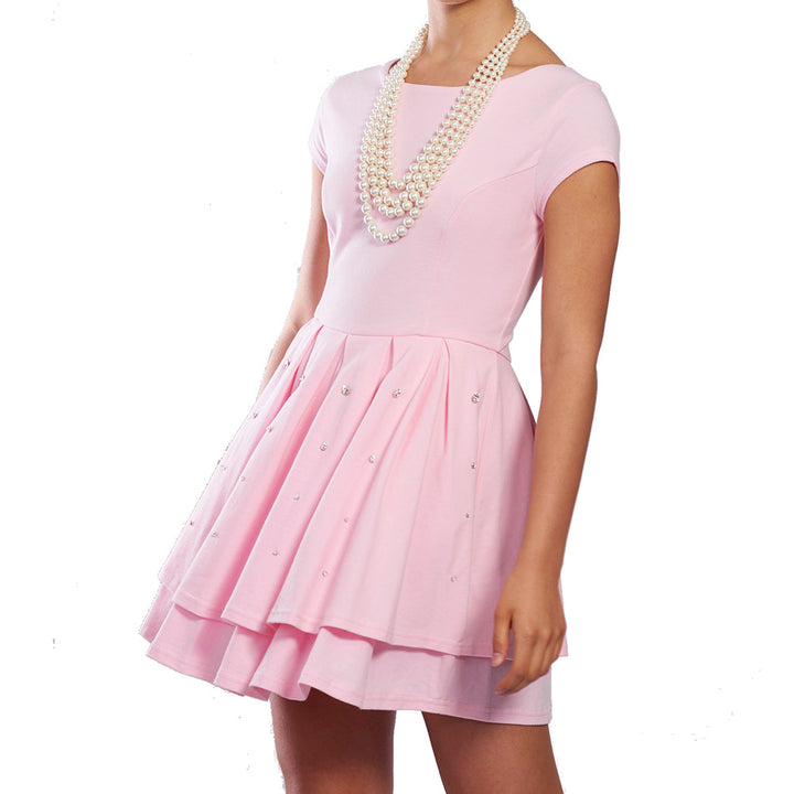 Sintra Princess Dress Candy Pink