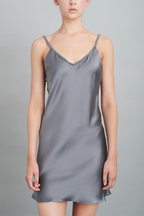 LIMITED EDITION SLATE GREY SLIP