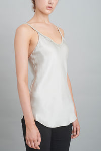 LIMITED EDITION EGG SHELL CAMISOLE