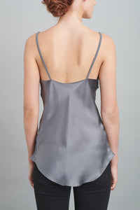 LIMITED EDITION SLATE GREY CAMISOLE