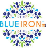 Blueiron · Liquid Iron Supplement