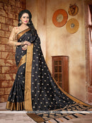 AC53525 - Turquoise Blue Color Soft Silk Sarees