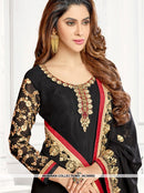 AC56992 - Black Color Georgette Salwar Kameez