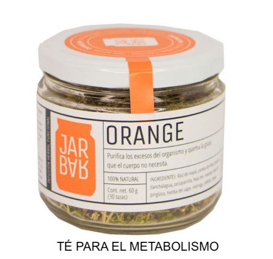 Infusiones con Beneficios - JarBar