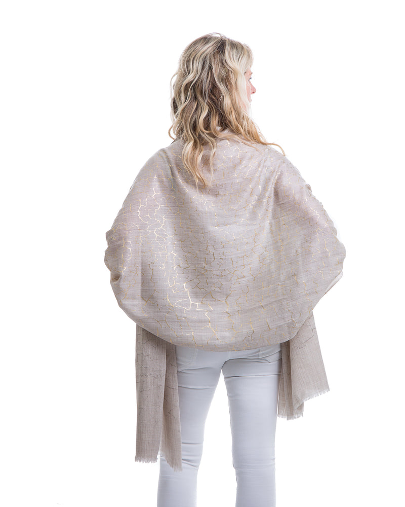Saginaw Shawl