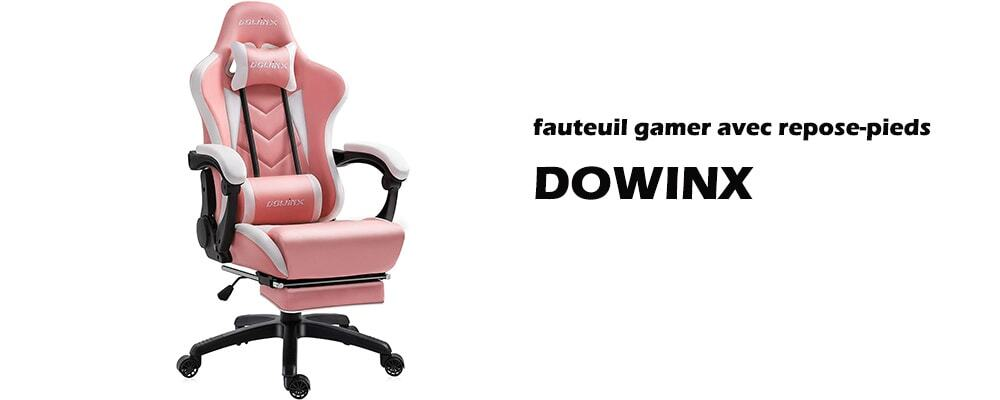 fauteuil_gamer_repose_pieds_dowinx_rose