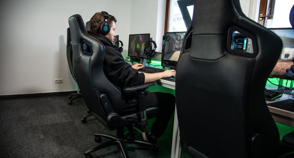 streaming twitch chaise gaming streamer accessoires gamer