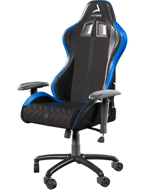 Chaise gaming bleue bronze series Aerone siège
