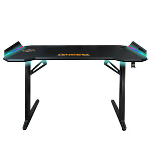 bureau gamer aerone dragon pro table renforce
