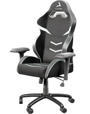 Chaise gaming blanc Silver Series Aerone Siège