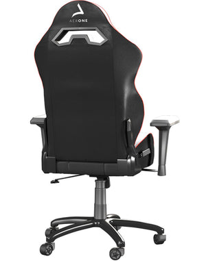 Fauteuil gamer rouge Bronze Series Aerone dos