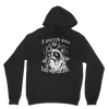 Brutal Kittens I Purred Once For Satan Unisex Hoodie