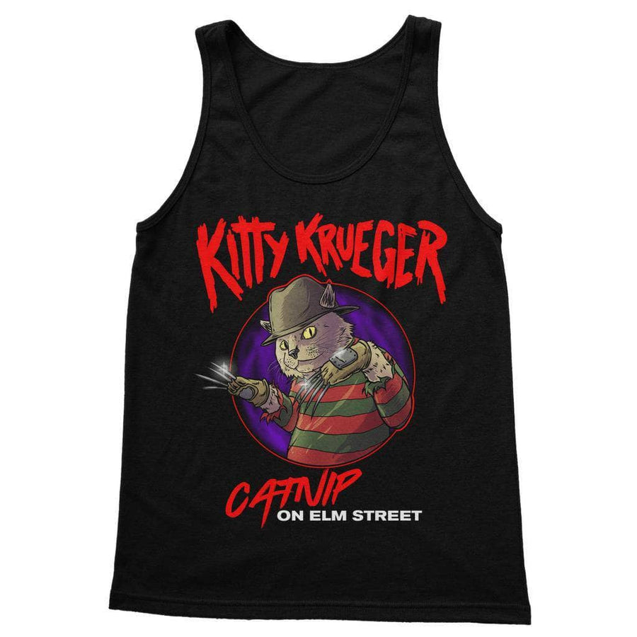 Brutal Kittens Kitty Krueger Women's Tank Top