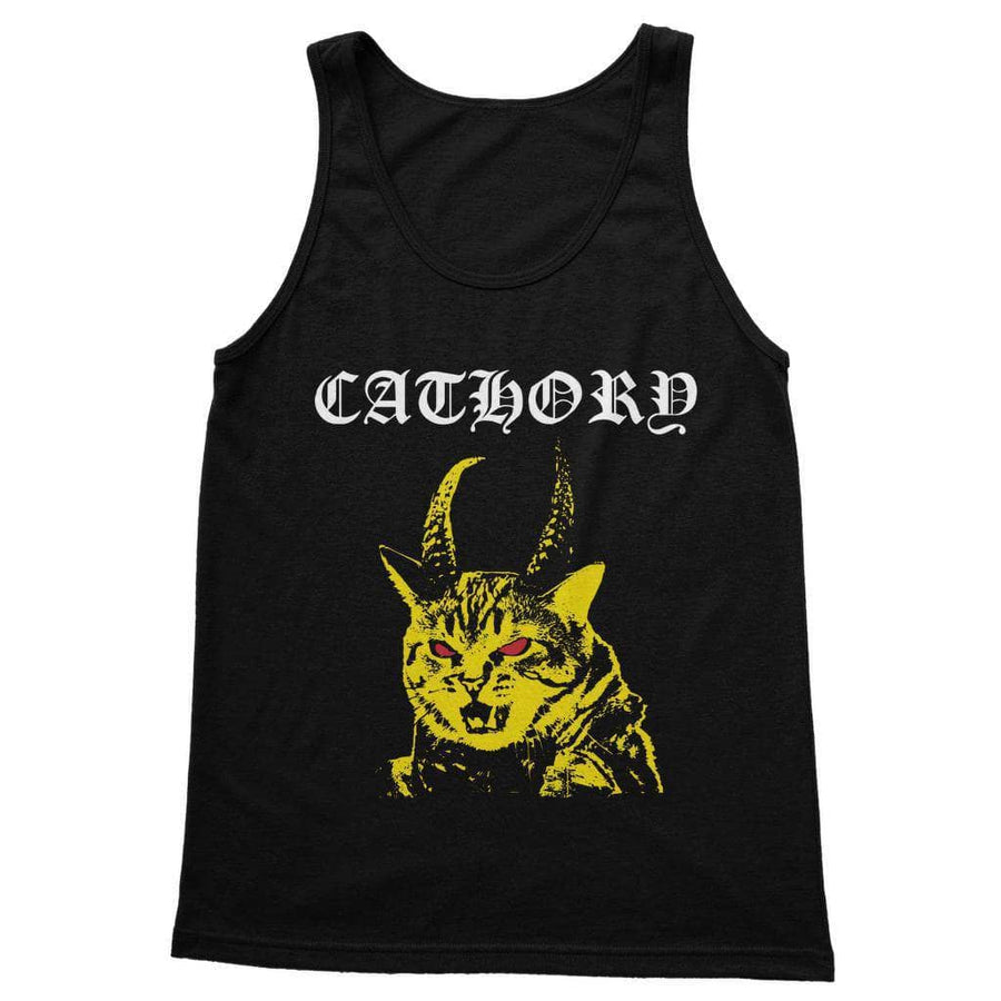 Brutal Kittens Cathory Unisex Tank Top
