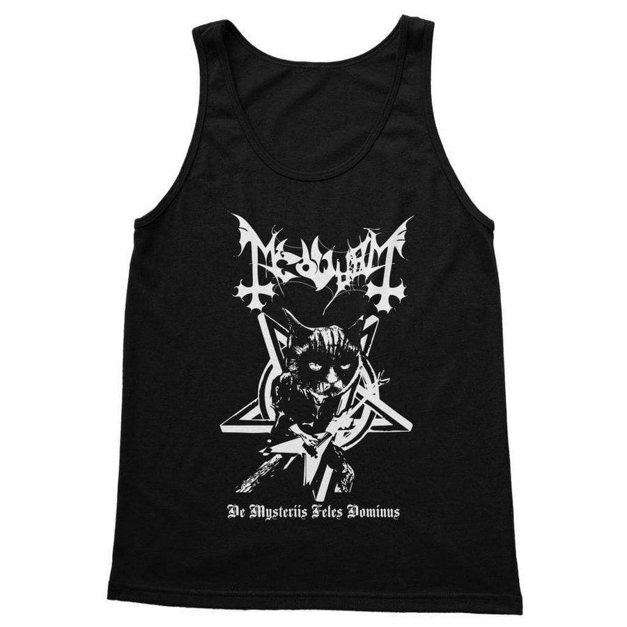 Brutal Kittens Meowhem Women's Tank Top