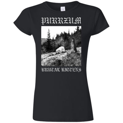 Purrzum T-Shirt-Apparel-Brutal Kittens