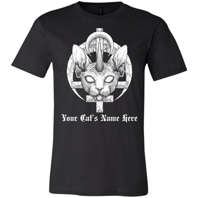 Vampire Sphynx Personalized T-Shirt