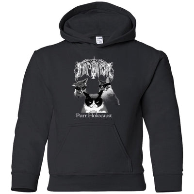 Immeowrtal Purr Holocaust Kids-Apparel-Brutal Kittens