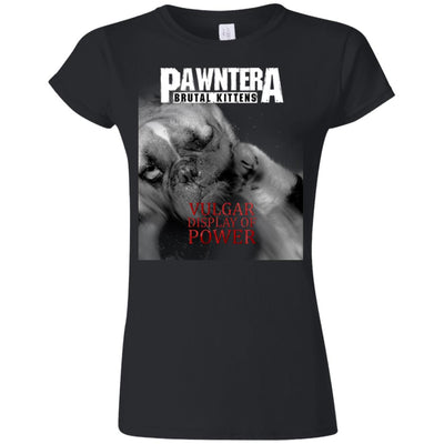 Pawntera Vulgar Display Of Power T-Shirt-Apparel-Brutal Kittens